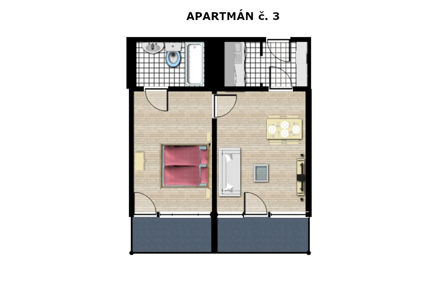 Apartment no. 3
